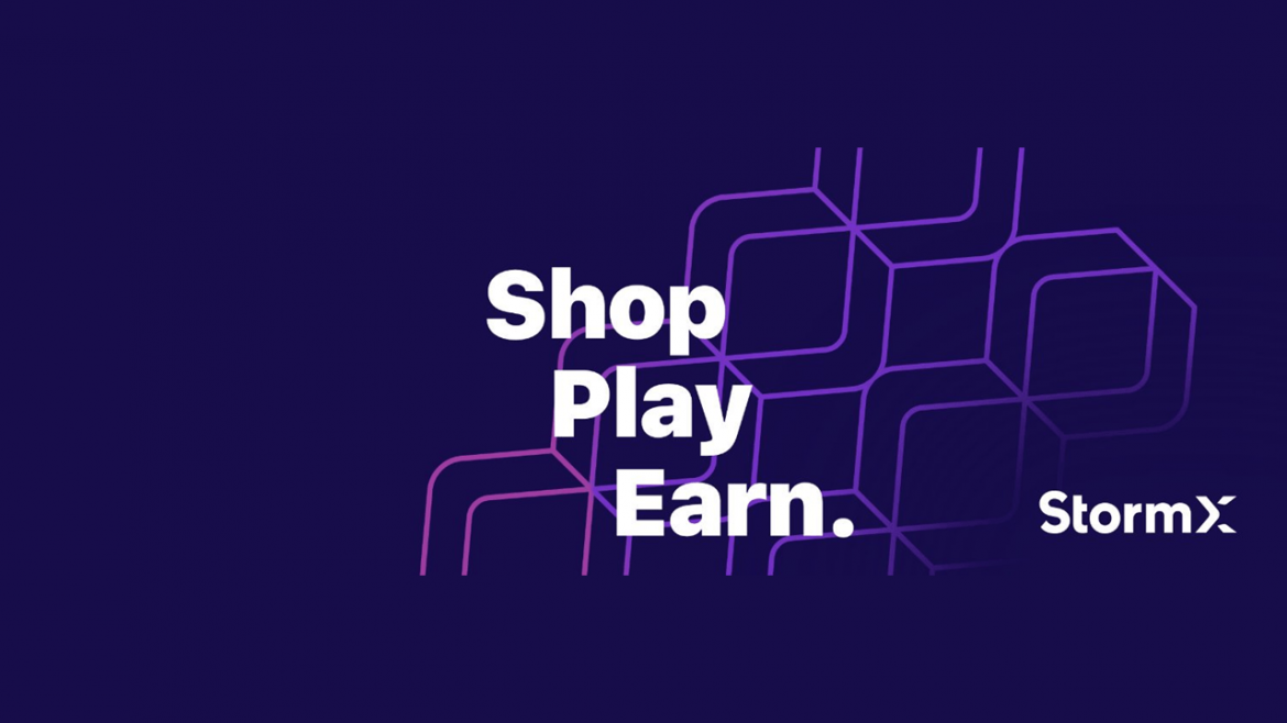 StormX shop and earn money while asleep
