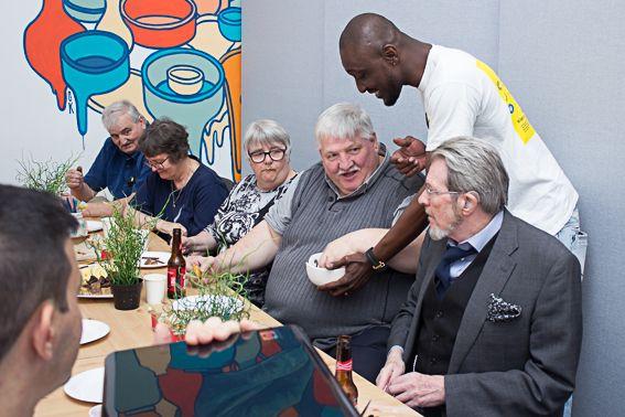 Free Social Event For Elderly